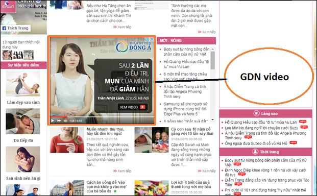 GDN- định dạng video