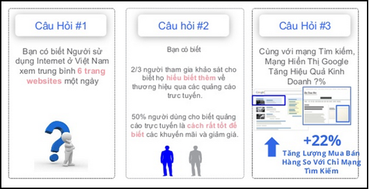 Tại sao sử dụng google display network