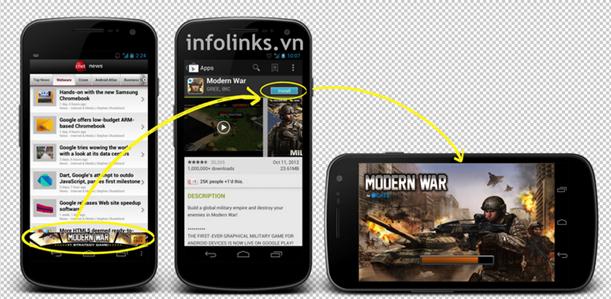 Ưu điểm đặc biệt của mobile ads