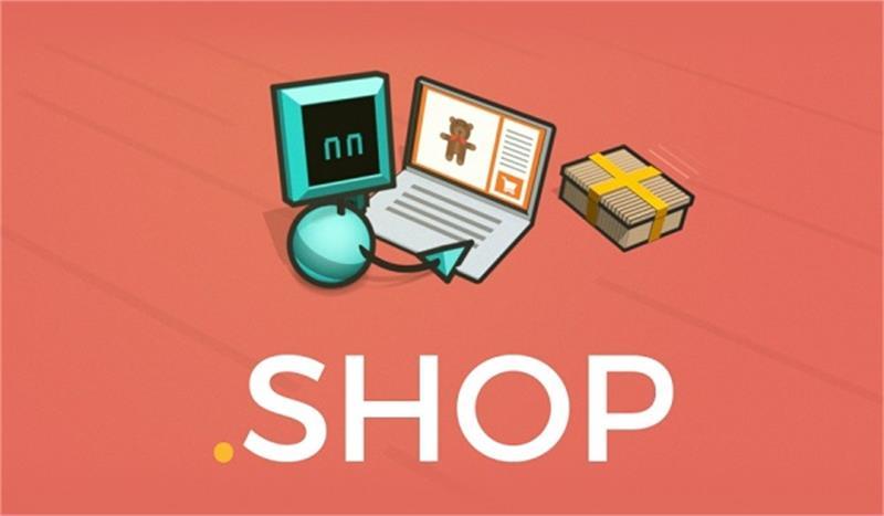 Đăng ký tên miền.shop tăng truy cập ,tạo lòng tin với khách hàng đến cửa hàng