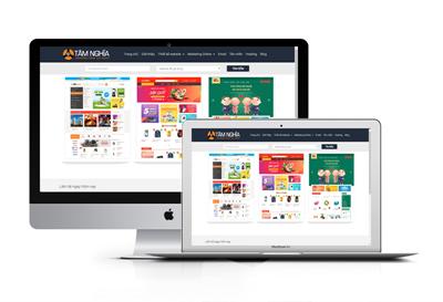 Thiết kế web đồ gia dụng giá rẻ tại Hà Nội