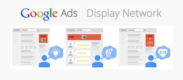 Các hình thức quảng cáo Google Display Network